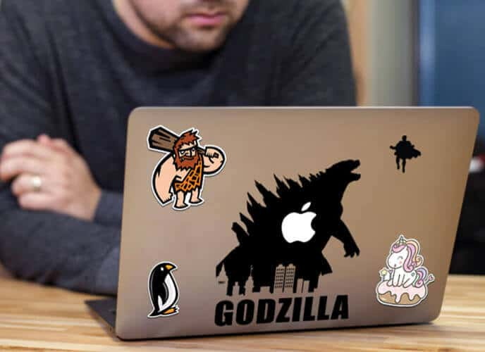 Laptop Stickers